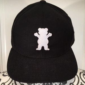 Diamond Supply Co GRIZZLY adjustable baseball hat